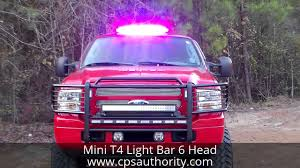 Mini T4 LED Light Bar CPS Authority Emergency Vehicle And POV ... 1224v 6 Led Slim Flash Light Bar Car Vehicle Emergency Warning Best Cree Reviews For Offroad Truck Cirion 47 88led Led Emergency Strobe Lights Flashing New Roof 40 Solid Amber Plow Tow 22 Full Size And Security Top Bar Kits Kit Packages 88 88w Car Truck Beacon Work Light Bar Emergency Strobe Lights Inglight Bars At Fleet Safety Solutions 46 Youtube 55 104w 104 Work Light Beacon