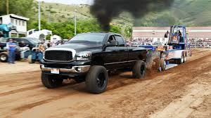 Truck Pull #1 - Morgan Utah 2013 - United Pullers - YouTube
