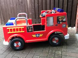 Fireman Sam 12V Jupiter Battery Powered Ride-On Engine | In Paisley ... Rescue Fire Truck Hip Hooray Amazoncom Kid Motorz Engine 6v Red Toys Games Ride On Toy Kids Car Children Push Along Outdoor Wheels Electric 1938 Classic Pedal Vintage Radio Flyer Fire Truck Ride On Kids Toy 27 Long Adventure Force Mighty Walmartcom Baghera Speedster Pompier Mee Ldon Best Choice Products Truck Speedster Metal Engine Little Tikes Spray And Freds Jolly Roger