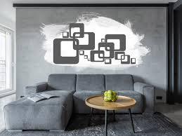 grunge wände wanddesign mit unsauberen kanten