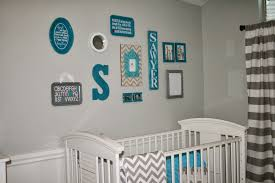 Baby Room Decor And Collage Wall