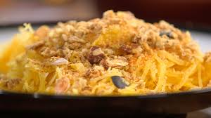 cuisiner une courge courge spaghetti archives laurent mariotte