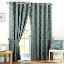 teal and grey curtains teawing co