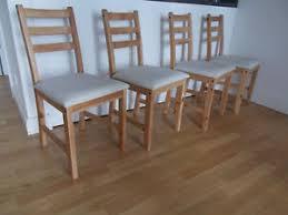 ikea stühle aus holz günstig kaufen ebay