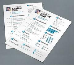 Resume Templates Envato ResumeTemplates