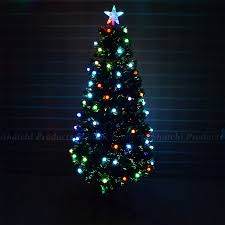 Cheap Fiber Optic Christmas Tree 6ft by Pre Lit Christmas Tree Led Fibre Optic Prelit Light Up Xmas Home
