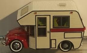 100 Vw Beetle Truck VW Lil Bugger Camper Van Model S HobbyDB
