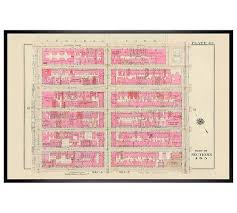 NYC Plate 43 Map