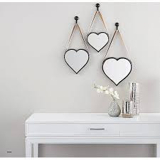 Mirror Wall Art 5 Piece Set Unique Mainstays 3 Heart Walmart Hi
