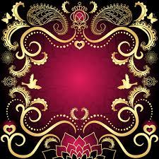 Fondos O Wallpaper Que Puedes Usar Para Tu Album Digital Proyectos Wedding BackgroundArabian ArtVintage