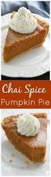 Pumpkin Pie Sweetened Condensed Milk by Chai Spice Pumpkin Pie Baker By Nature