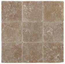 6x6 White Pool Tile by Noce 6x6 Tumbled Travertine Pavers Tile
