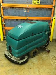 Tennant Floor Scrubbers 5680 by Refurbished Tennant 5680 Walk Behind Floor Scrubber Autoscrubber