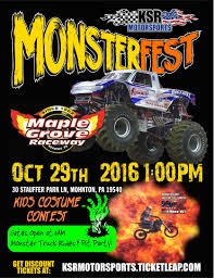 KSR Monster Truck & Thrill Show - Mohnton, PA | BerksFun.com Kids ...