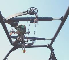 QUICK-DRAW OVERHEAD BOW RACK FOR 28-35