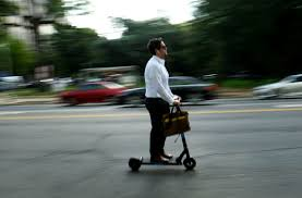 100 Stigers Trucks Emergency Rooms See Spike In Scooterrelated Head Injuries The