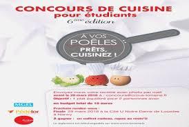 concours de cuisine de cuisine inspirational concours de cuisine pour atudiants