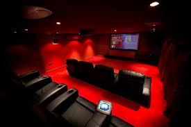 Amazing Basement Home Theatre Ideas Wow