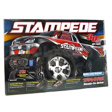NEW TRAXXAS 1/10 STAMPEDE RC MONSTER TRUCK W BATT + CHARGER Water ... Traxxas Stampede Rc Truck Riverview Resale Shop Vxl 110 Rtr 2wd Monster Black Tra360763 Ultimate New Review Wxl5 Esc Tqi 24ghz Radio Off Road Blue Amazoncom Scale With Tq Rc Tires Waterproof Trucks Jconcepts Slash 4x4stampede 4x4 Suspension 360541 Electric