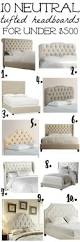 Bamboo Headboards For Beds by Top 25 Best Large Headboards Ideas On Pinterest Decorating