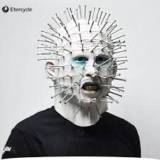 Billy And Mandy Jacked Up Halloween by Buy Hellraiser Masks Pinhead Props Collectibles Fast Uk Despatch