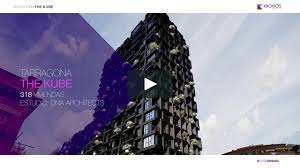 100 Kube Homes THE KUBE By KRONOS HOME_HD