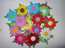 Paper Flowers Designs For Card Making