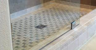 shower alternative shower pan ideas awesome prefab shower base
