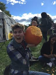 Singing Pumpkins Projector Download by A Kick In The Head Oiaf Artistic Director Chris Robinson Reflects