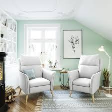 moderne schmale relaxsessel in 17 farben
