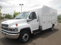 USED 2004 CHEVROLET KODIAK C4500 SERVICE - UTILITY TRUCK FOR SALE IN ...