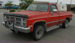 100 1984 Gmc Truck GMC K1500 High Sierra Pickup Truck Item 2361 SOLD