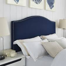 Fabric Headboards King Cal Queen Or Full Size With Padded by Dorel Living Better Homes And Gardens Grayson Linen Full Queen