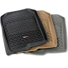 Toyota Avalon Floor Mats Replacement by Jeep Floor Liners Mats U0026 Cargo Liners By Rugged Ridge