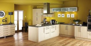 Naturally Modern Kitchen Wall Colors