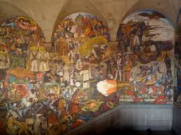 Diego Rivera Rockefeller Center Mural Controversy by Diego Rivera Murals Diego Rivera U0027s Murals Of Mexico Places I