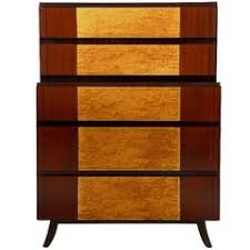 faux bamboo birdseye maple dresser by r j horner circa 1880s at