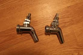Perlick Stainless Beer Faucet by Perlick 525ss Compared To New 630ss Homebrewtalk Com Beer