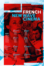 Contemporary New Wave Posters And Creative Ideas Of French Film Club Poster On ArtCenter Gallery 8