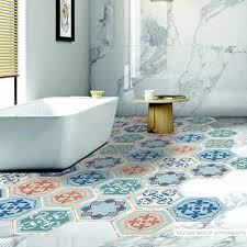 Ceramic Tile For Bathroom Walls by 10pcs Self Adhesive Vintage Ceramic Tiles Diy Kitchen Bathroom