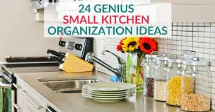 Small Kitchen Organizing Ideas 25 Clever Small Kitchen Organization Ideas You Need To Try