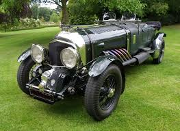100 Bentleys On 27 1930 Bentley Meteor Litre By Bob Petersen Loco Motions