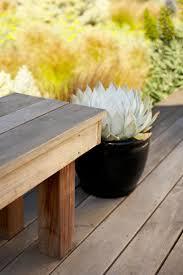Wood Bench Designs Decks by Deck Benches Diy