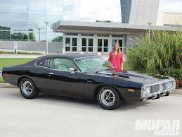 Mopp-1304-01-1973-dodge-charger-savannah-harris - Hot Rod Network