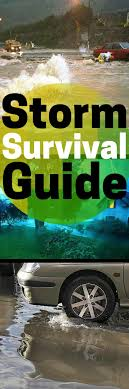 Storm Survival Guide 25 Tips For Protecting Your Family When The Wind Starts Blowing