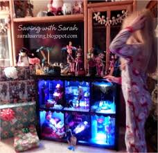 saving with sarah diy monster high dollhouse