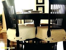 Chair Cushions With Ties Pads Dining Room