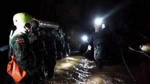 Impresionante Vídeo De Los Niños En La Cueva De Tailandia Euronews