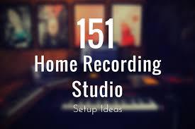 Home Studio Setup Ideas