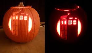 Totoro Pumpkin Carving Ideas by Tardis Pumpkin By Doctor Ghost On Deviantart
